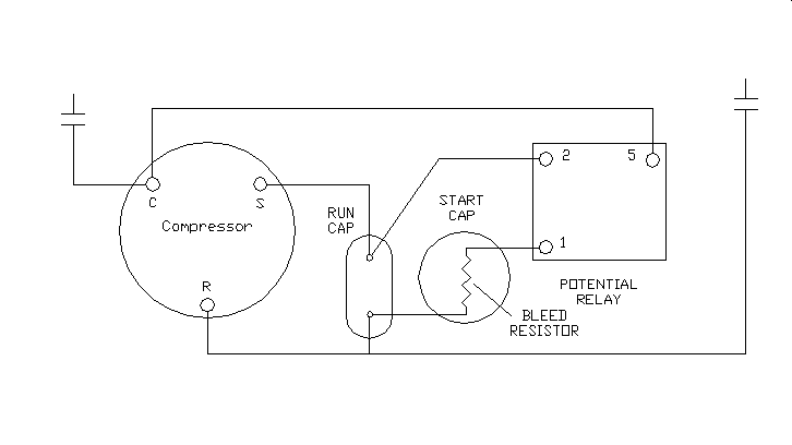 Fasco Fan Motor Wiring - Wiring Diagrams on