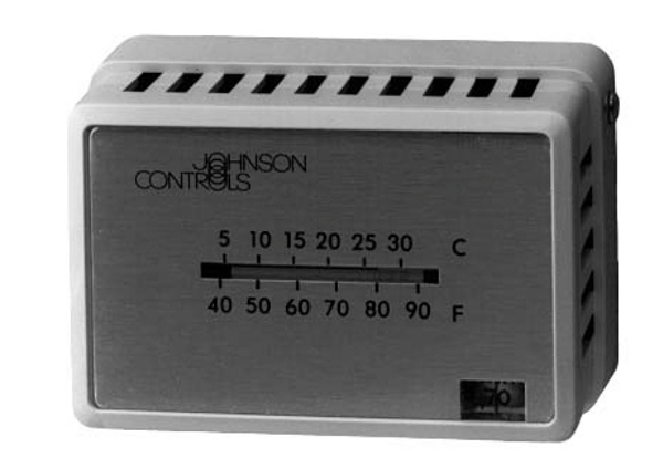 johnson controls t single temperature high volume output the