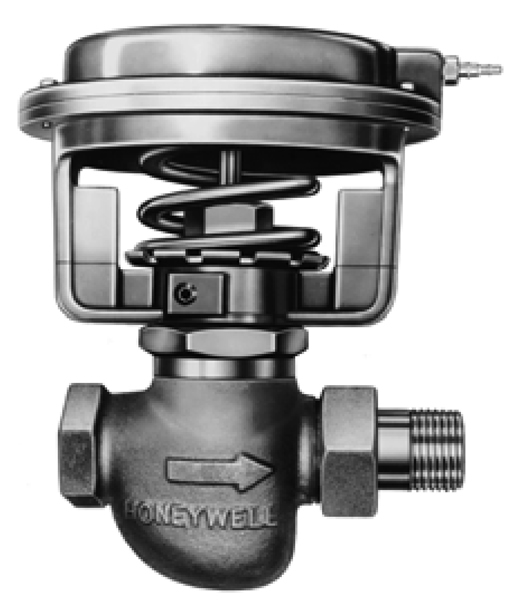 Honeywell Vp512 Unit Vent Pneumatic Control Valve
