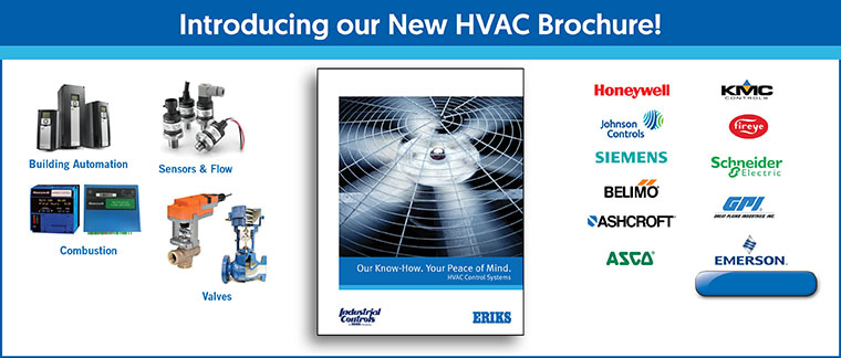 Industrial Controls HVAC Brochure