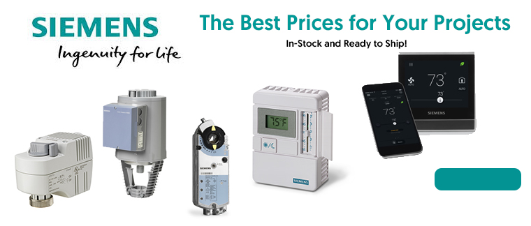 Siemens Quality Products - Now on Sale!