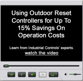 Using the Honeywell T775 Outdoor Reset Controller for Up To 15% Savings On Heating Costs