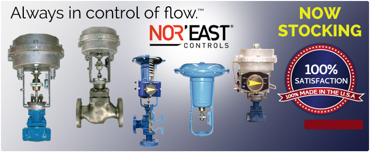 Now Stocking Nor'East Controls