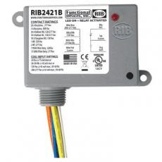 Power Relays Industrial Controls. The Power Series Contains Relays That Are Rated At 20 Or 30 They Have Been Packaged To Save Installer Time Trouble And Expense Of Buying. Wiring. Rib 2401b Wiring Diagram At Scoala.co