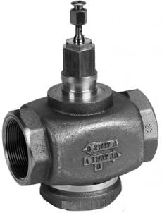 Two Way Threaded Globe Valves Industrial Controls