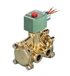 Air And Water 3 Way Solenoid Valves Industrial Controls