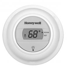 HEAT PUMP ELECTRIC /& GAS HEATING DIGITAL ROUND THERMOSTAT COOLING