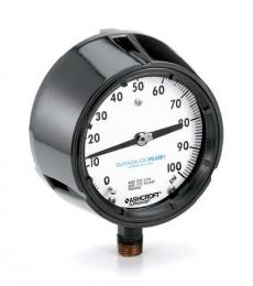 Burn resistant phenolic case duragauge pressure gauge industrial type 1279 duragauge pressure gauge is offered in 4 phenolic case for superior chemical and heat resistance solid front case design with blow out back asfbconference2016 Images