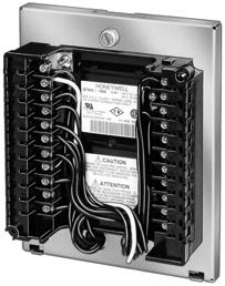 universal wiring subbases industrial controlshoneywell q7800 universal wiring subbases